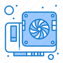 card, computer, hardware, video