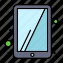 ipad, tablet, touchscreen icon