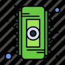 chip, electronic, memory, ram icon