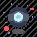 computer, hardware, webcam icon