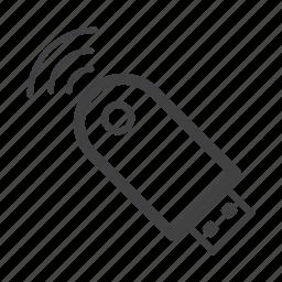 aircard, connection, internet icon