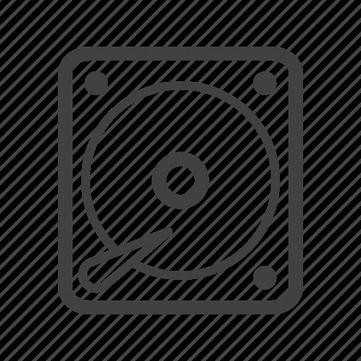 drive, hard drive, harddisk icon