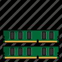 components, computer, hardware, memory, ram