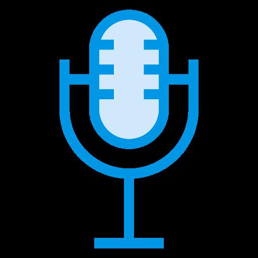 audio, mic, microphone, record, sound, speak, voice icon