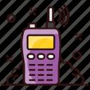 radio, talkie, transceiver, walkie, walkie talkie, wireless mobile, wireless phone