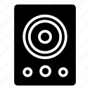 audio, computer, hardware, sound, speaker icon