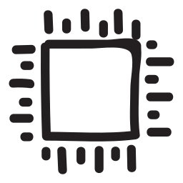 cpu, desktop, device, electronics, hardware, intel, processor icon