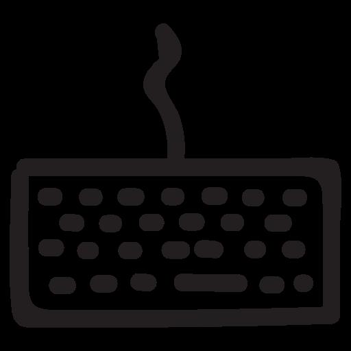 apple, hardware, keyboard, media, product, technology, typing icon