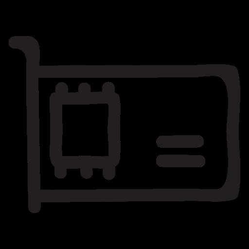 computing, contact, lan, lancard, network, smartcard, soundcard icon