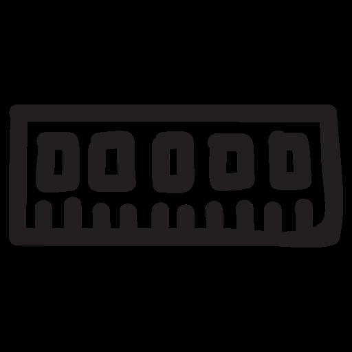 chip, electronics, hardware, memory, memorycard, ram, technology icon