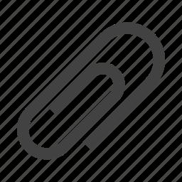 attach, attachment, document, file, message, pdf, save icon