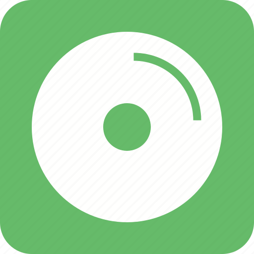 Cd, disc, dvd, media, optical, record, round icon - Download on Iconfinder