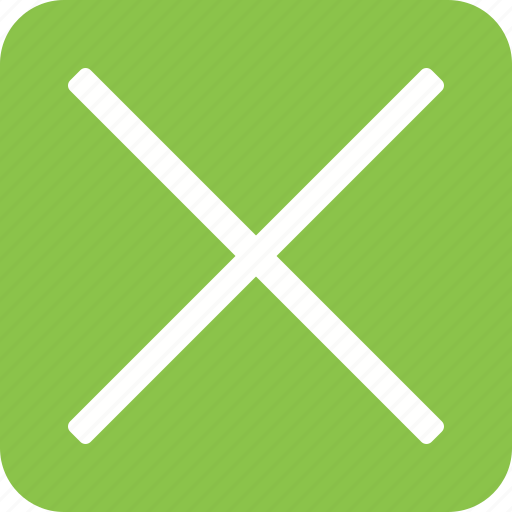 Cancel, cancellation, cancelled, cross, exit, remove, x icon - Download on Iconfinder