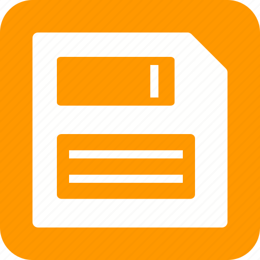 Disc, disk, diskette, file, floppy, memory, save icon - Download on Iconfinder
