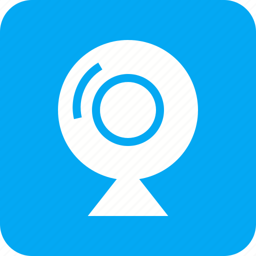 broadcast, cam, camera, chat, peripheral device, video, webcam icon
