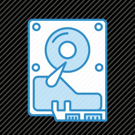data, drive, harddisk, storage icon