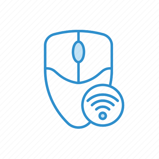 bluetooth, hardware, mouse, wireless icon