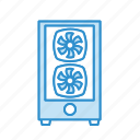 cases, casing, computer, pc, rig icon