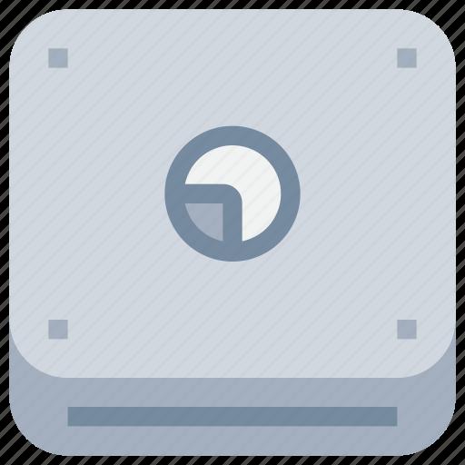 computer, device, harddisk, mini, pc, technology icon