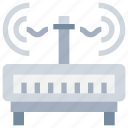connect, device, internet, network, router, technology icon