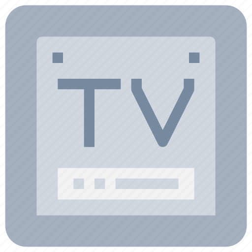 device, digital, smart, technology, tv icon