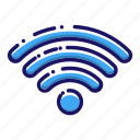 cloud, connection, internet, network, signal, wifi, wireless
