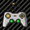 computer, console, controller, gaming, joystick