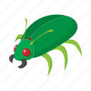 bug, cartoon, safety, security, signal, spy, technology icon