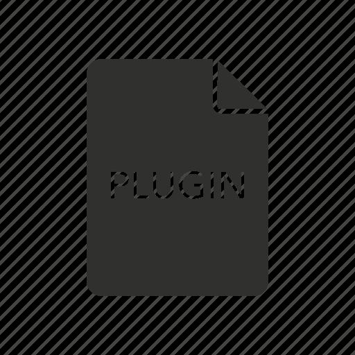mac os x, mac os x plugin, plugin file, plugin icon icon