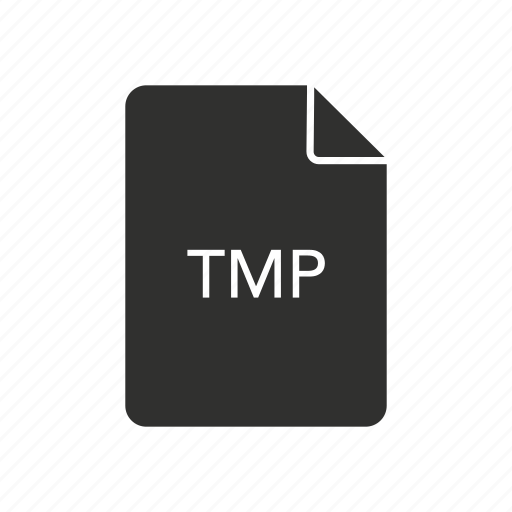 file, temporary, temporary file, tmp icon