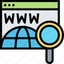domain, name, website, browser, internet