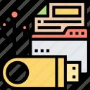 drive, storage, backup, data, device