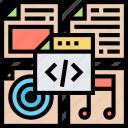 file, type, format, software, programming