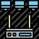 lan, wifi, internet, connection, signal