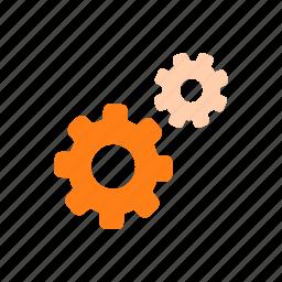 cog, cogwheel, engineering, gear, mechanic, options, setting icon