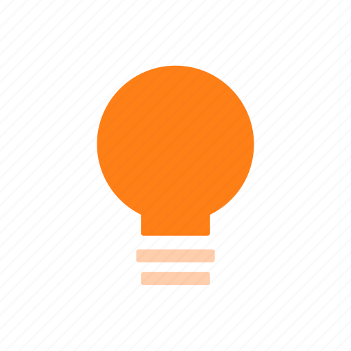 brainstorm, bulb, idea, inspiration, light bulb, strategy icon