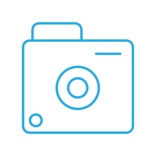 Camera, photo, picture, digital, image, photography icon - Free download