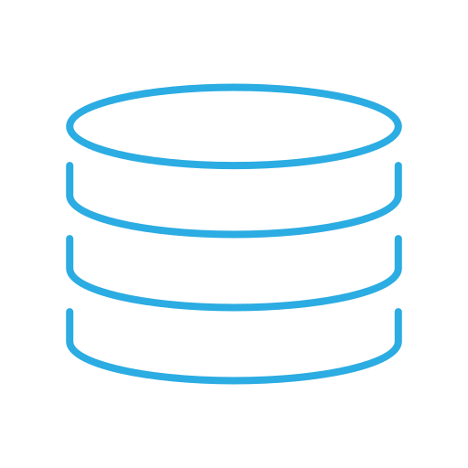 data, database, db, hosting, server, storage icon