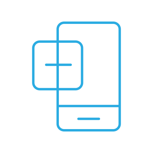 Mobile, phone, communication, device, smartphone, technology icon - Free download