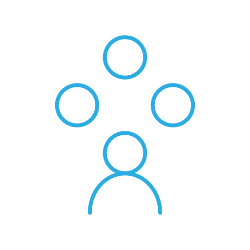 account, avatar, connect, human, people, profile, user icon