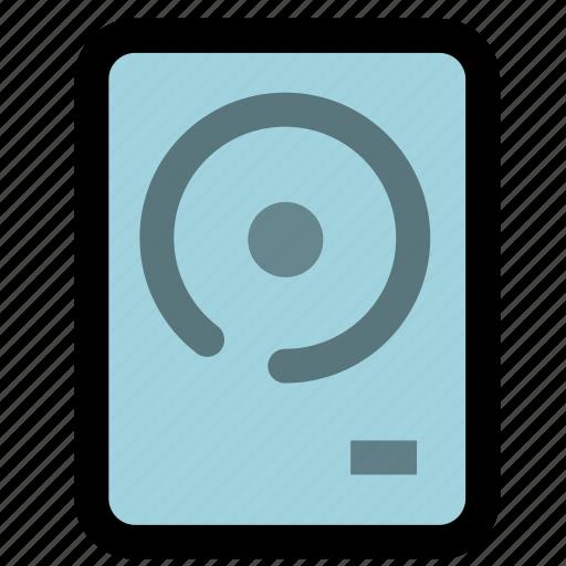 data, datas, hard disk, storage icon