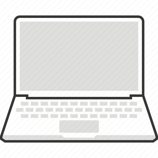 computer, interface, internet, laptop, operating system, technology, work icon
