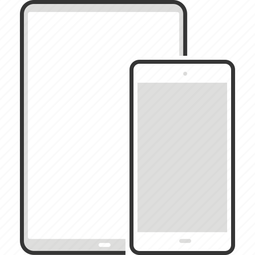 cell, interface, internet, mobile, phone, smart, tablet icon