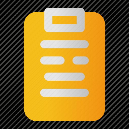 Checklist, clipboard, copy, documents, paste icon - Download on Iconfinder