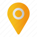 gps, location, map, maps, navigation, pin icon