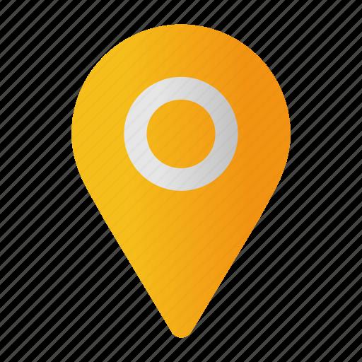 gps, location, map, maps, navigation, pin icon