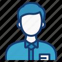 condominium, juristic, management, person, user icon