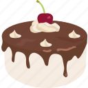 confectionery, dessert, chocolate, gateau, bakery, sweet, cake