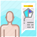 ability, analytics, avatar, chart, people, profile, user icon
