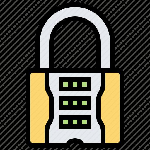 key, padlock, password, protection, security icon